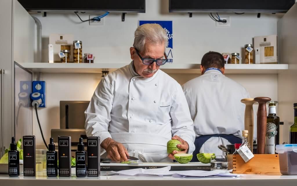 Chef Sergio Mei