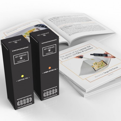 Promo Book + Lentisk Oil