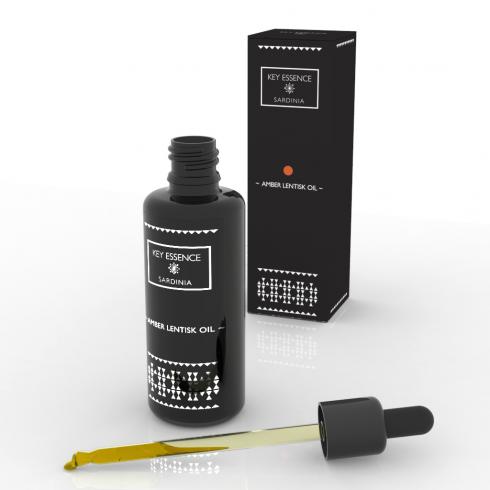 Amber Lentisk Oil
