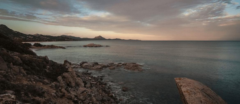 Landscape of Sardinia